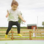 Jumping Pillows at Over Farm in Gloucester
